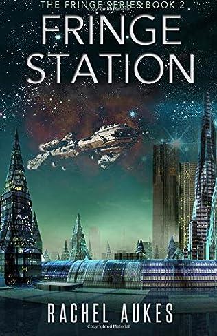book cover of Fringe Station