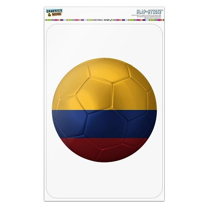 Bandera de Colombia Futbol Balón de Fútbol Fútbol Casa Negocios ...
