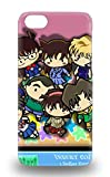 brand new 5c defender 3d pc case for iphone japanese detective conan custom picture iphone 6 iphone 6 plus iphone 5 iphone 5s iphone 5c iphone 4 iphone 4s galaxy s6 galaxy s5 galaxy s4 galaxy s3 note 3 ipad mini mini 2 ipad air