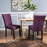 Nasima Fabric Dining Chair
