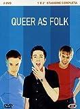Queer As Folk - Stagione 01 & 02 (3 Dvd) [Italian Edition]