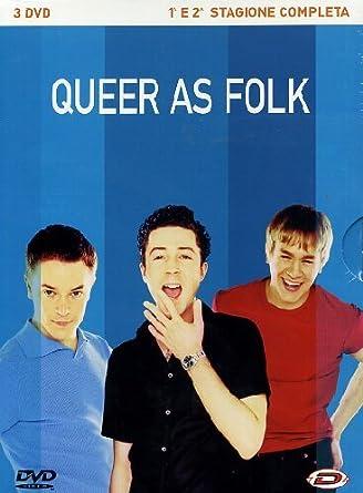 Queer As Folk - Stagione 01 & 02 (3 Dvd) [Italia]: Amazon.es ...
