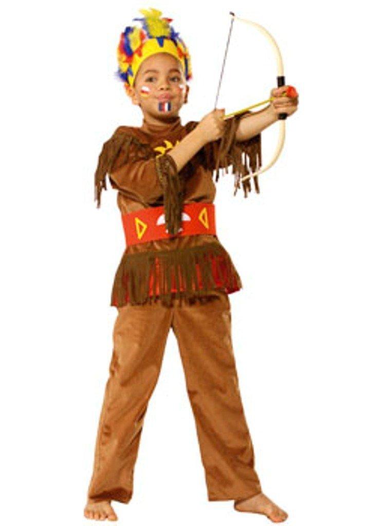 Cesar A336-003, Costume da Indiano, 8 10 anni
