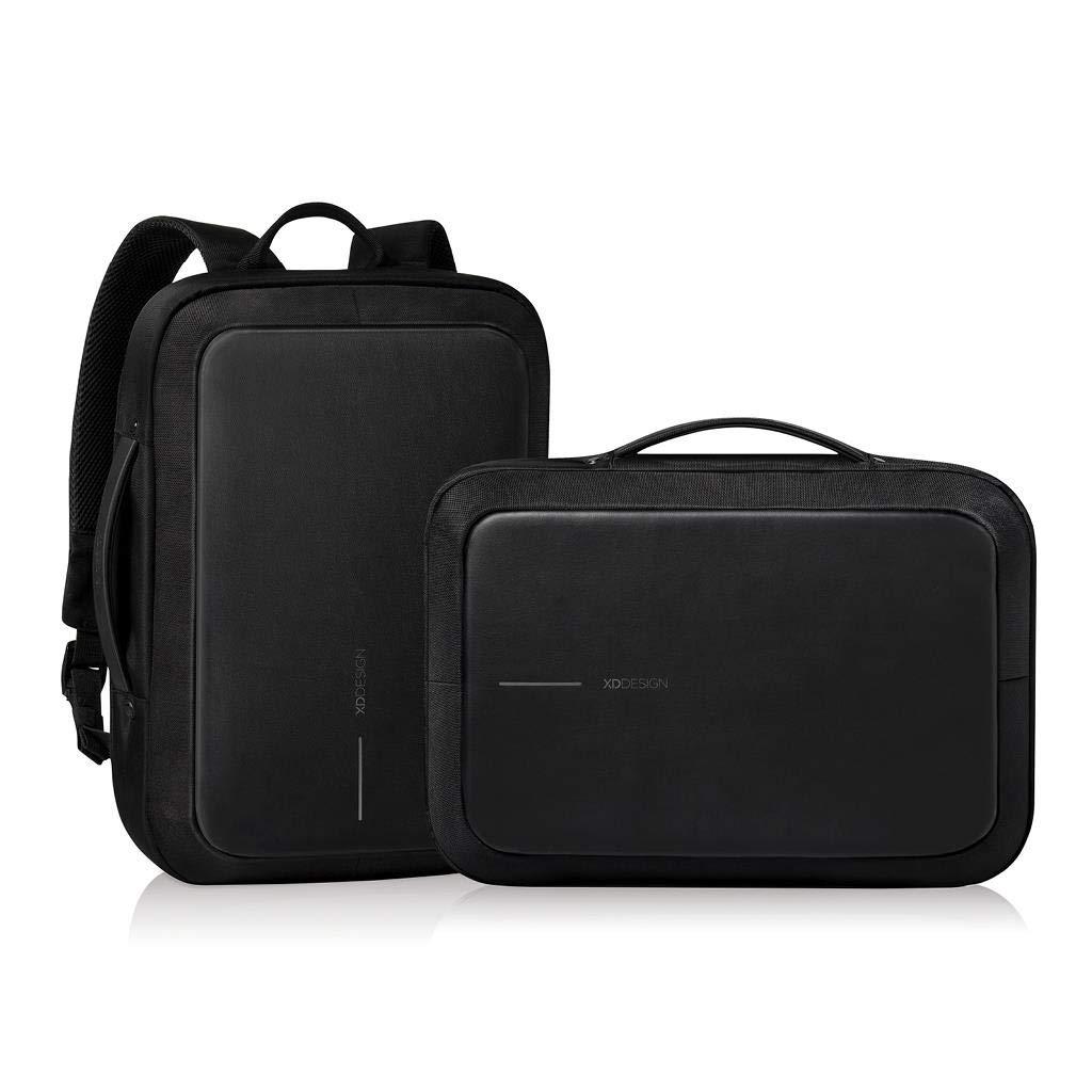 61b9d39069b Amazon.com: XD Design Bobby Bizz Anti-Theft Laptop Backpack & Briefcase  w/USB (Unisex Bag): Computers & Accessories