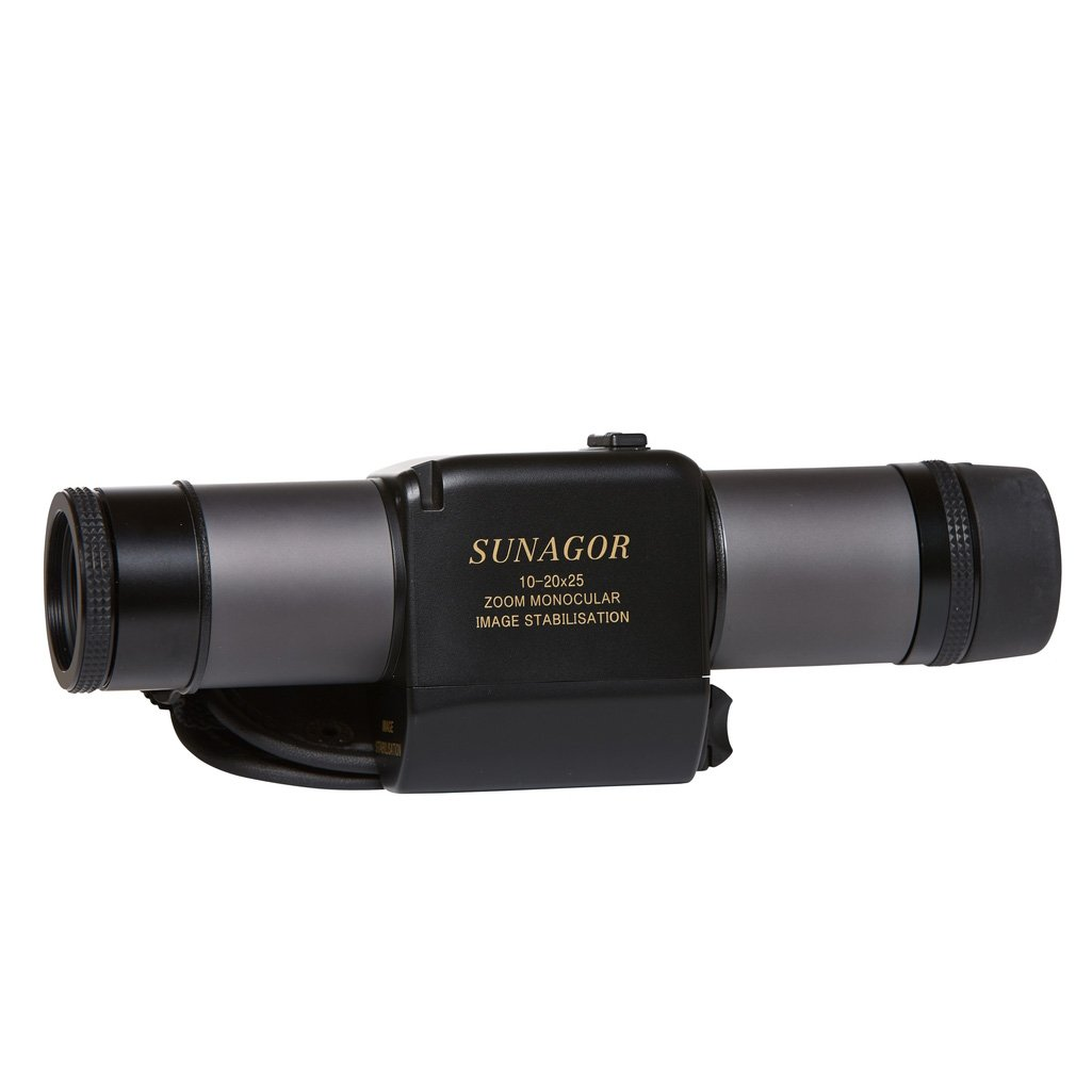 Sunagor 10-20x25 Image Stabilising Zoom Monocular by SUNAGOR