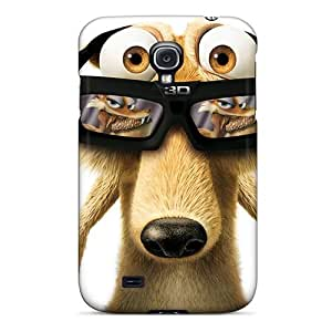 Hot Design Premium BWm4832mCUm Tpu Cases Covers Galaxy S4 Protection Cases(ice Age 3d)