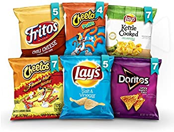 35 Count Frito Lay Bold Mix Variety Pack