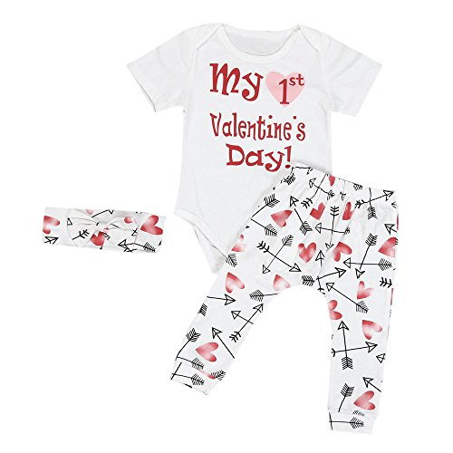 97f59f46 Valentines Day Baby Clothes