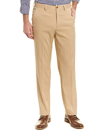 Brooks Brothers Mens Solid Golf Pant e335dcf22e6