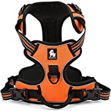 S-power No Pull Dog Harness Pet Safe Control Easy Soft Walking Outdoor...