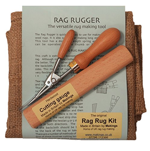 Rug Punch Supplies