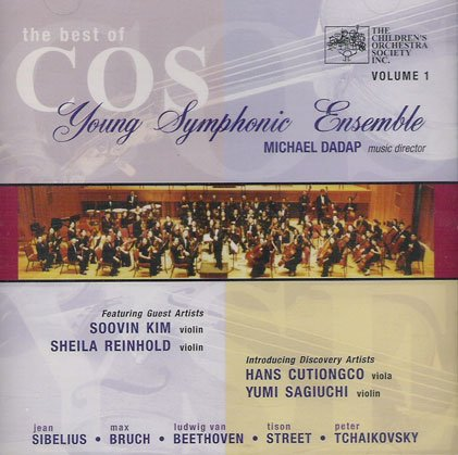 The Best of COS (Children's Orchestra Society) - Young Symphonic Ensemble, Volume - Cos Michael