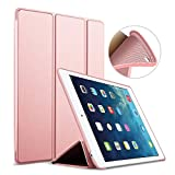 Best Leather Ipad Air 2 Cases - iPad Air 2 Case,GOOJODOQ Smart Cover with Magnetic Review
