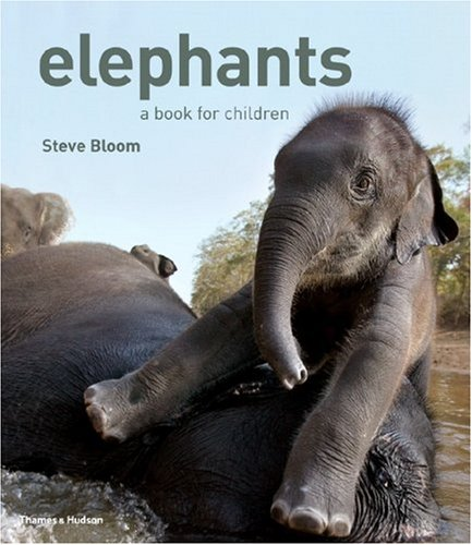 Elephants: A Book for Children by Thames & Hudson (Image #1)