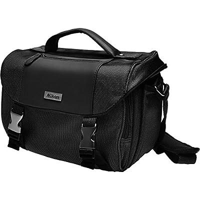 Nikon Deluxe Digital SLR Camera Case - Gadget Bag for D4s, D800, D610, D7100, D7000, D5500, D5300, D5200, D5100, D3300, D3200, D3100 by Nikon