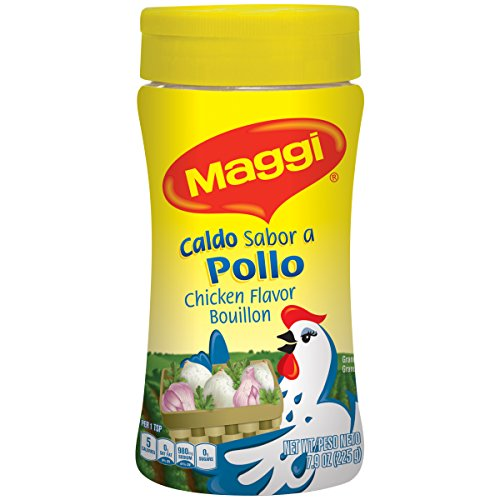 Maggi Granulated Chicken Flavor Bouillon, 7.9 oz