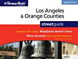 Los Angeles & Orange Counties Street Guide 52nd Edition (The Thomas Guide)
