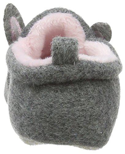 De Lottie Eu Chaussures Chipmunks Fille 17 gris Naissance Bébé qPFOvw6T
