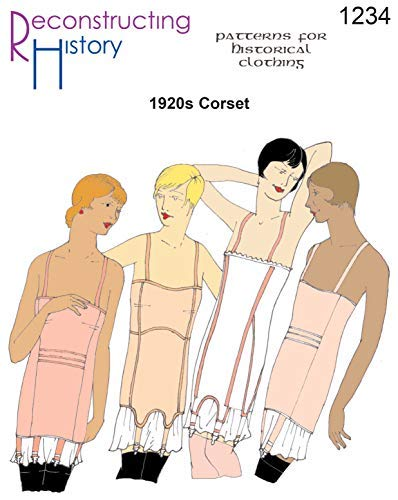 Roaring 20s Collection (1920s Ladies Corset Pattern)