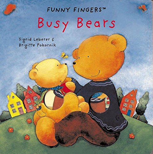 Download Busy Bears (Funny Fingers Books) pdf