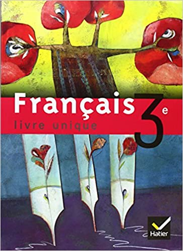 Amazon Fr Livre Unique Francais 3e Manuel Collectif
