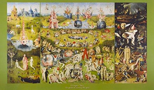 1art1 41230 Hieronymus Bosch Der Garten Der Lüste Triptychon