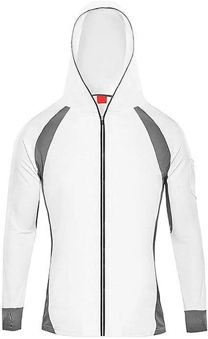 Outdoor Breathable Men Fishing Shirt Long Sleeve Fishing Hoodies Sunscreen Coat