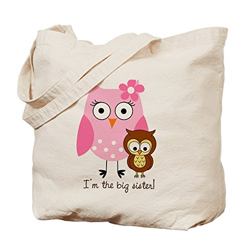 Big sister owl Tote Bag by CafePress by CafePress
