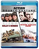 Kelly's Heroes / Where Eagles Dare (Action Double Feature) [Blu-ray] by Warner Home Video