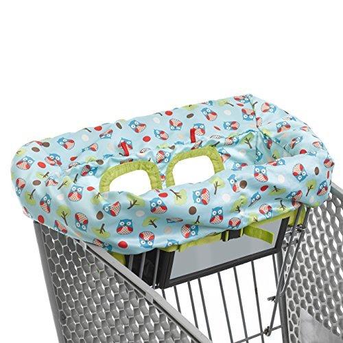 Skip Hop Zoo Shopping Cart & High Chair Cover - Owl