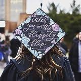 OSBO GradSeason Unisex Matte Graduation Cap with