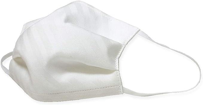 織物 シルク マスク 小杉