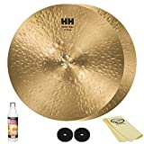 "SABIAN HH Remastered 13"" HH Fusion Hi-Hats (11350) with Accessories"
