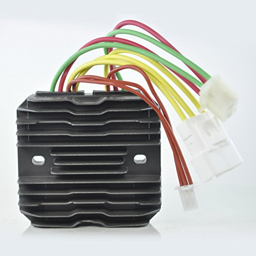 polaris 700 rmk voltage regulator - 2