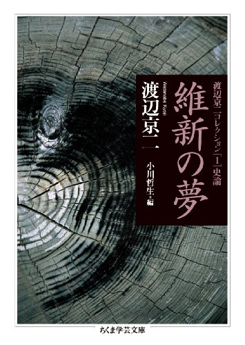 維新の夢 渡辺京二コレクション[1] 史論 (ちくま学芸文庫)