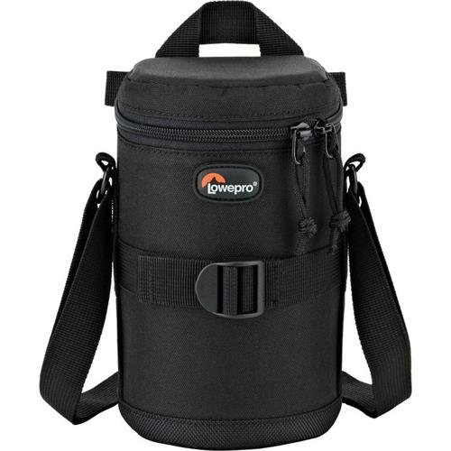 Lowepro 9 x 16 cm Case for Lens - Black (Video Lowepro Dslr)
