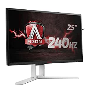 "AOC AG251FZ 24.5"" Full HD Black computer monitor"
