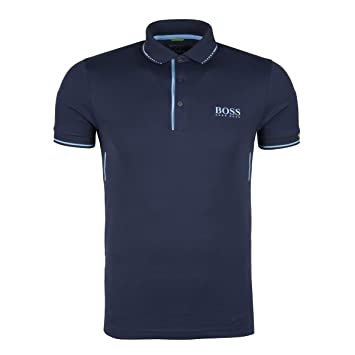 Hugo Boss Paule MK 1 Azul Marino s: Amazon.es: Deportes y aire libre