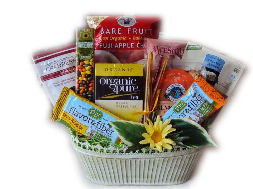 Heart-Healthy Grandparent's Day Gift Basket by Well Baskets by Well Baskets