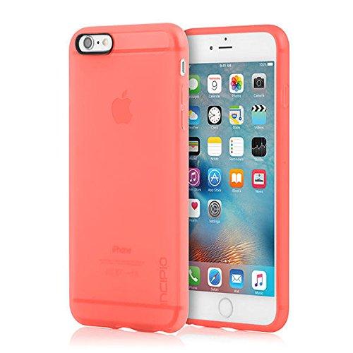 iPhone 6S Plus Case, Incipio NGP Case [Flexible] Cover fits both Apple iPhone 6 Plus, iPhone 6S Plus - Translucent Neon - Both Covers