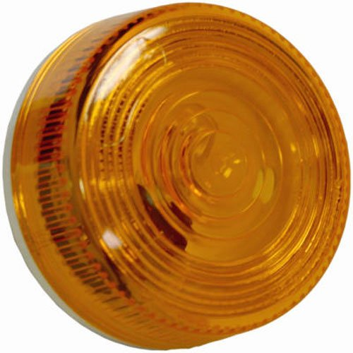 Blazer B827A Round Clearance Marker - Amber