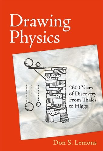 Drawing Physics – 2,600 Years of Discovery From Thales to Higgs