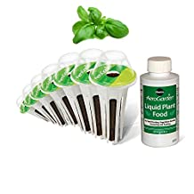Miracle-Gro AeroGarden Pesto Basil Seed Pod Kit (7-Pod)