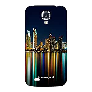 HomeSoGood Beautiful San Diego Black 3D Mobile Case For Samsung S4 ( Back Cover)