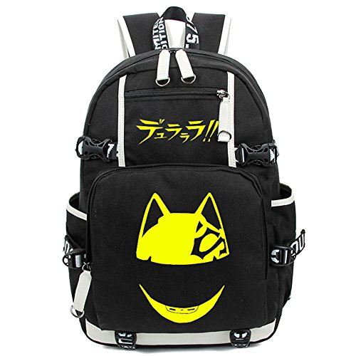 Siawasey Anime Durarara!! Cosplay Bookbag Backpack Should...