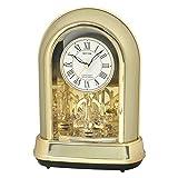 Rhythm USA Crystal Dulcet Mantel Clock