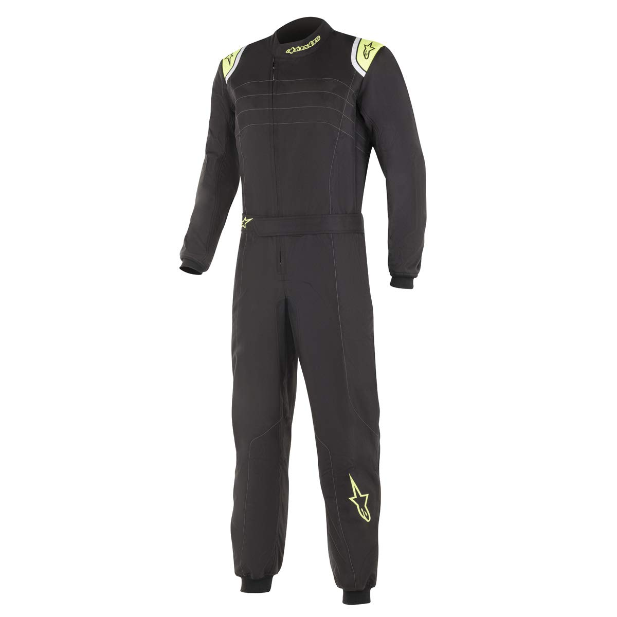 Alpinestars KMX-9 V2 SUIT RED BLACK 50