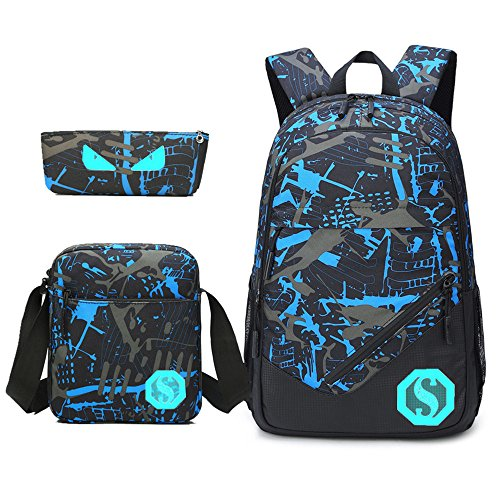 fc96883a7724 Senkey style Teens Backpack for School