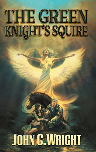 Book cover from The Green Knights Squire (Moth & Cobweb)by John C. Wright