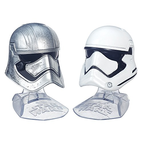 (Star Wars B6002 The Force Awakens Black Series Die Cast Phasma & Stormtrooper)